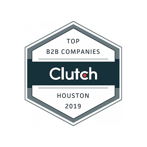 Clutch. Top B2B Companies Huston 2019
