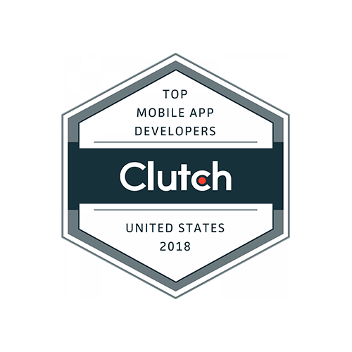 Clutch. Top Mobile app developers United States 2018