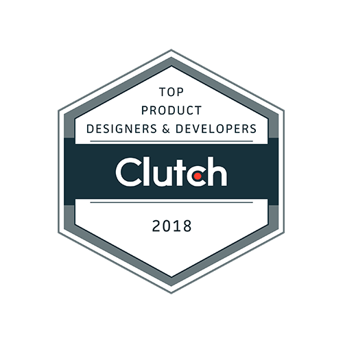 Clutch. Top product designers and developers 2018