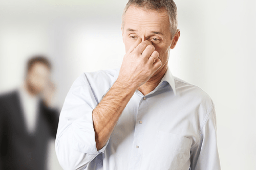 Sinus pressure can make you miserable, especially when there's no relief