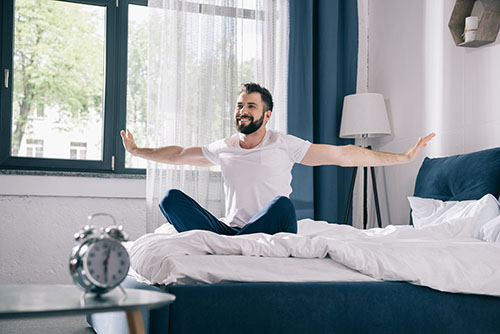 Snoring and sleep solutions for our patients