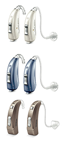 Motion® SX, SA and PX Binax hearing aids by Siemens