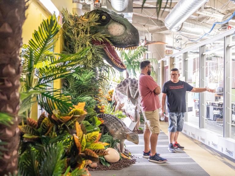 Zappos Office Tour