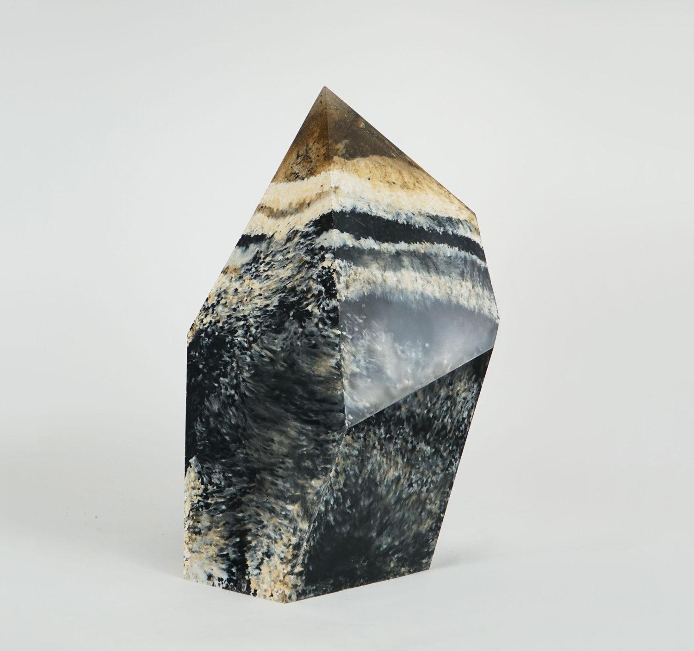 plastic recycled diamond