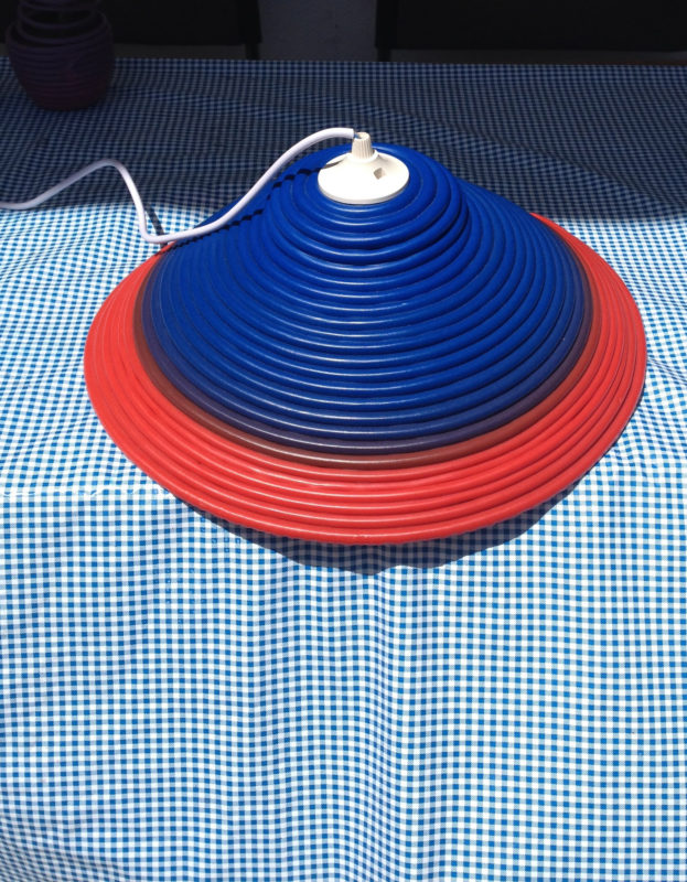 Plastic Recycled Extruded Lamp