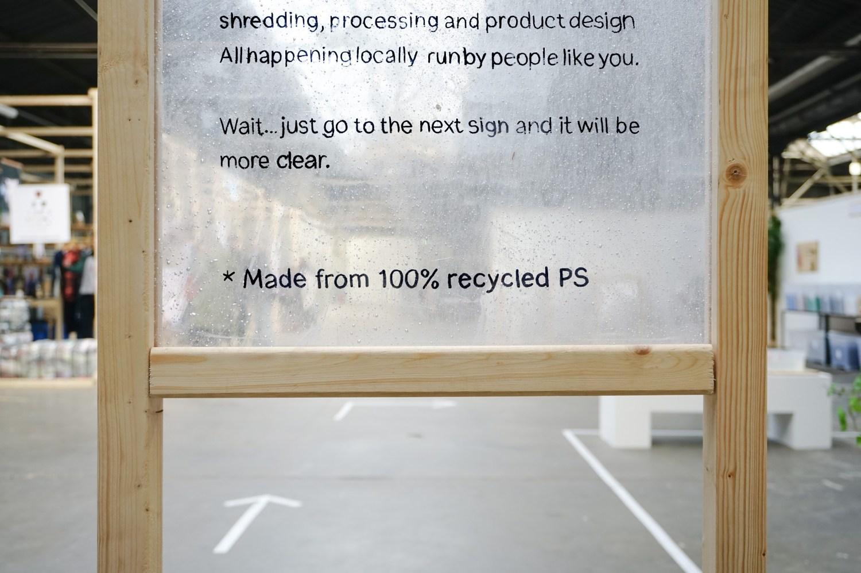 exhibition info boards