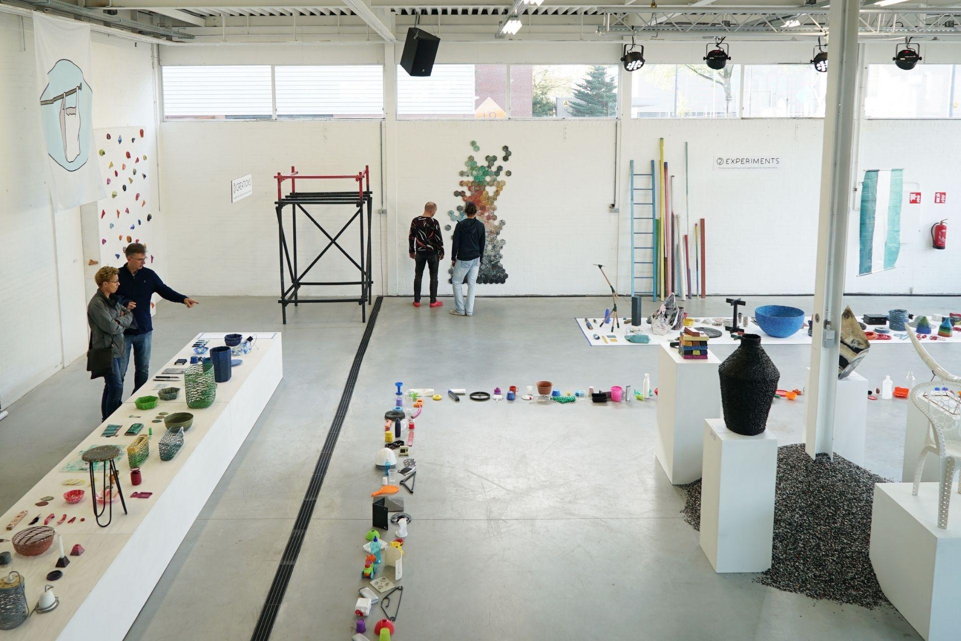 Version 3 exhibition
