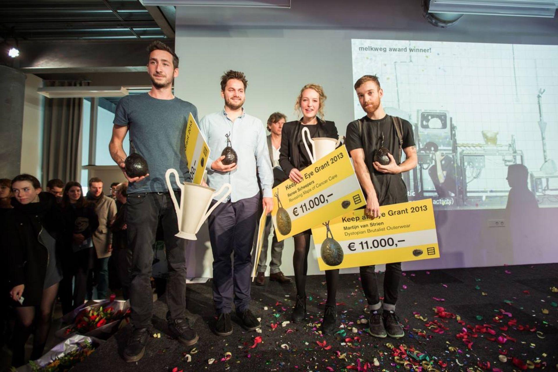 2 awards
