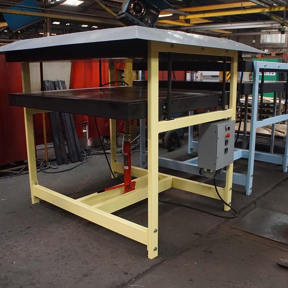 Sheetpress machine