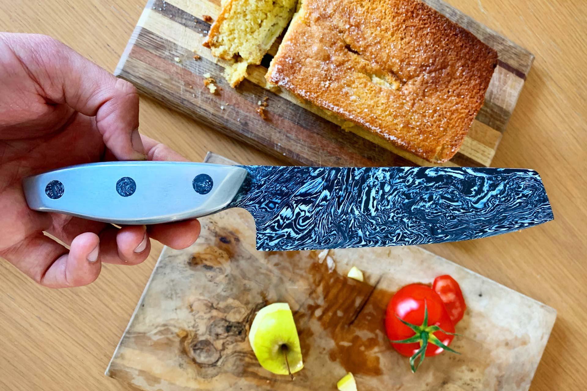 LDPE plastic knife