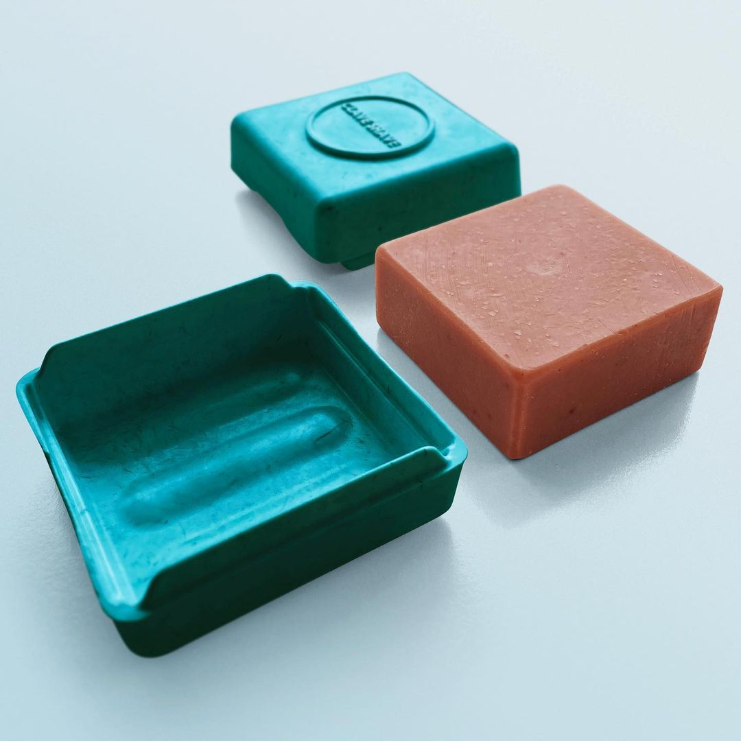 Recycled Soap dish from Precious Plastic Melbourne