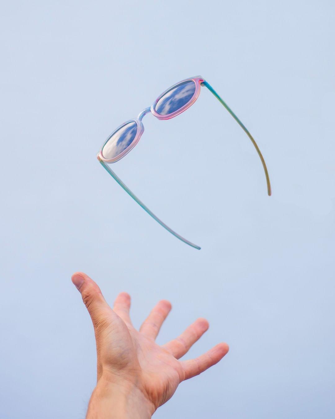 Precious Plastic sunglasses
