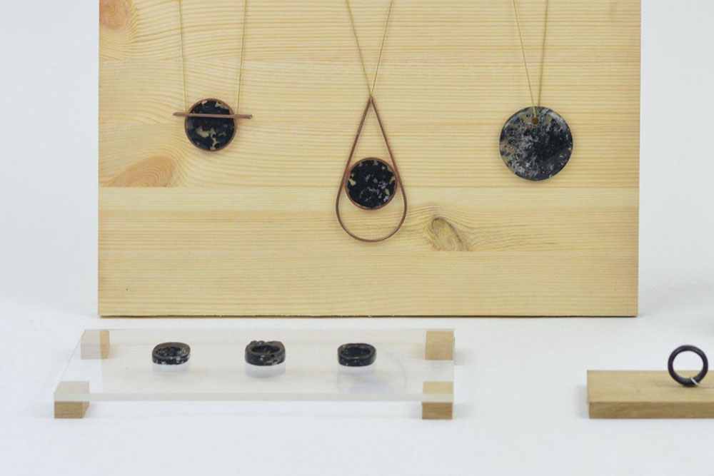 Jewellery from CDcases