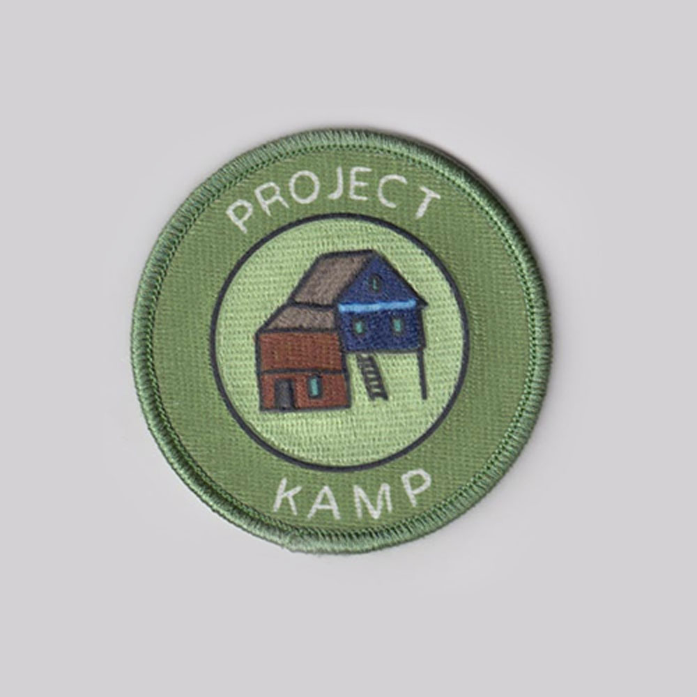 Project Kamp badge
