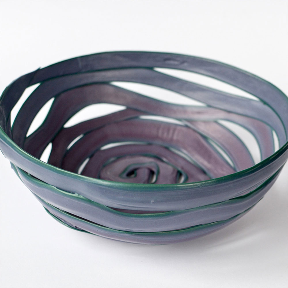 recycled bowl