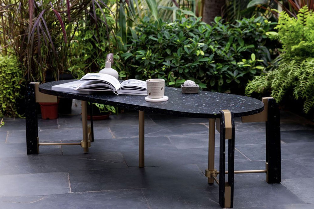 recycled conference table
