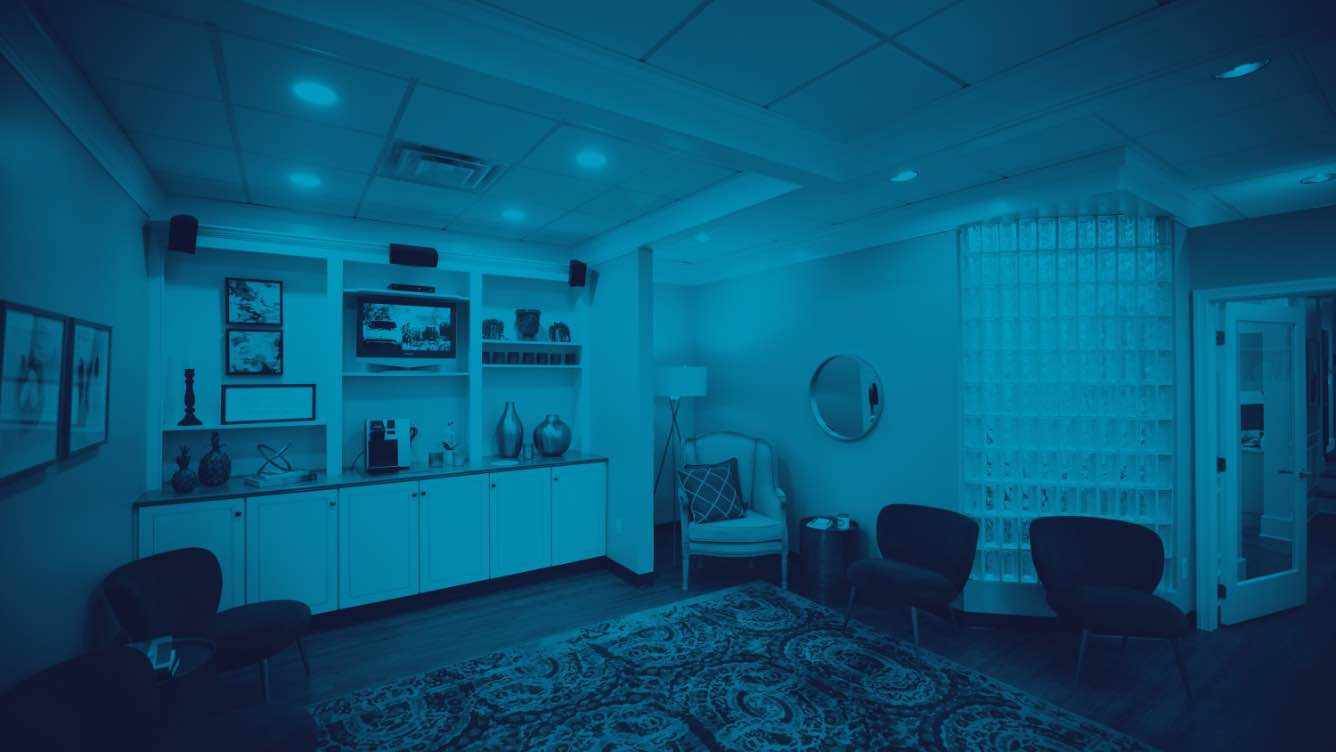 Photo of Van Hala Dental Group office greeting area