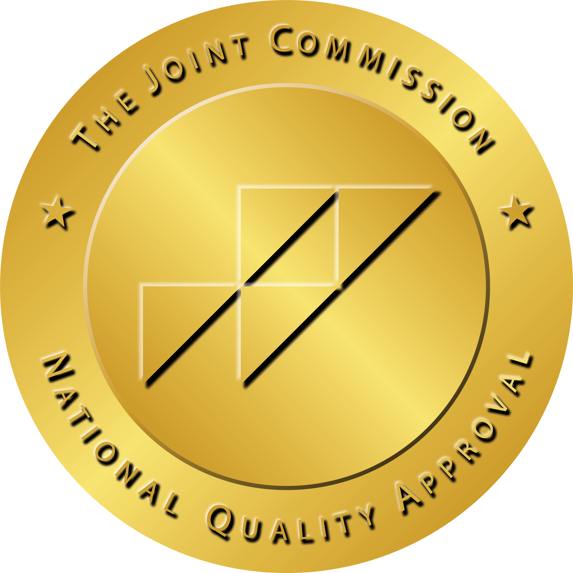 The Join Commission National Quality Approval Accreditation Seal