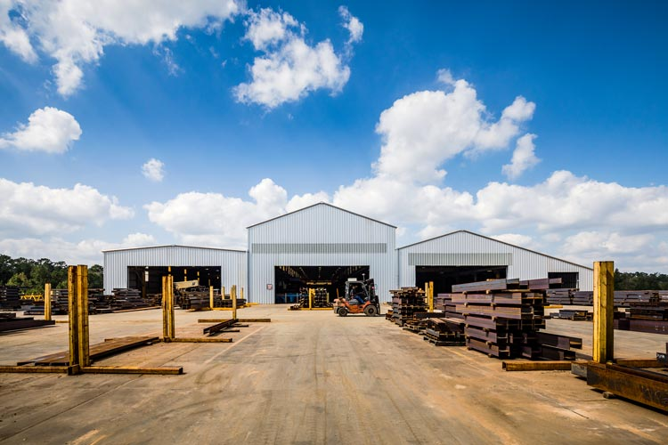 Southland Steel Fabricators Buildings