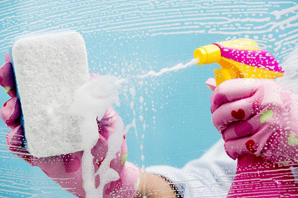 produkty do sprzątania i higieny