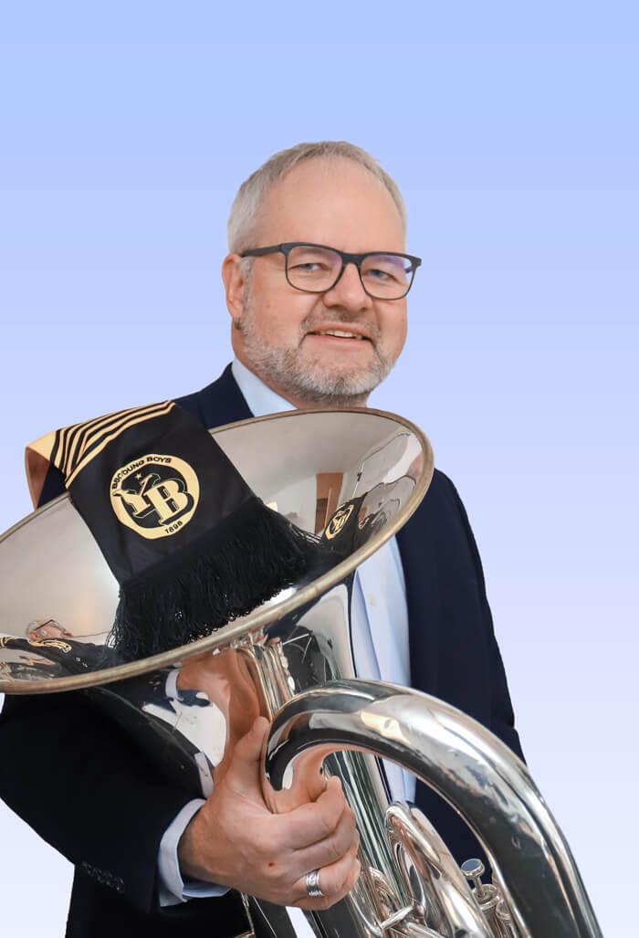 Daniel Bürki