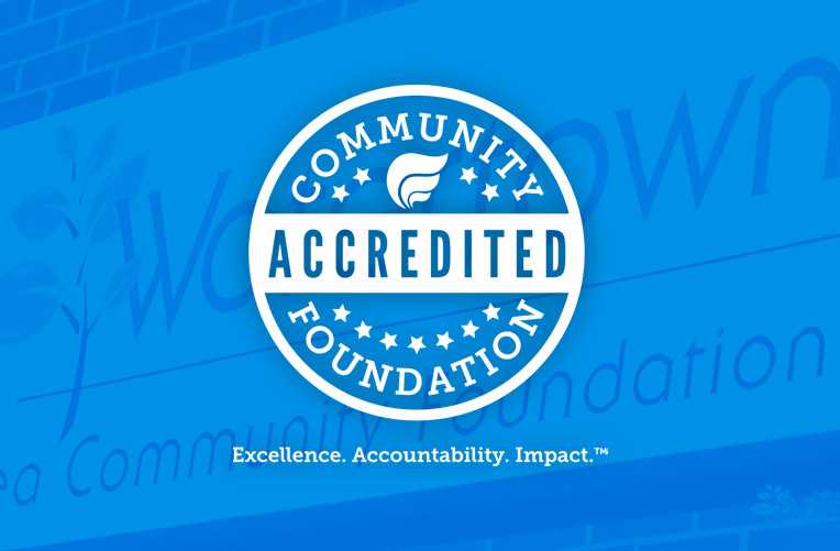 Foundation accreditation seal