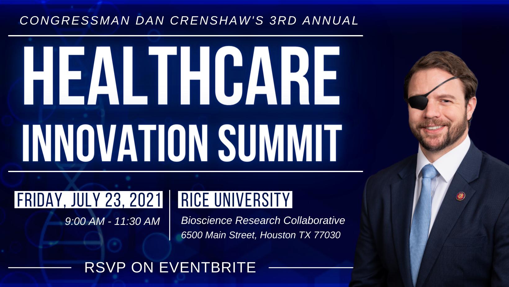 Spark CEO To Speak At Crenshaw Healthcare Innovation Summit
