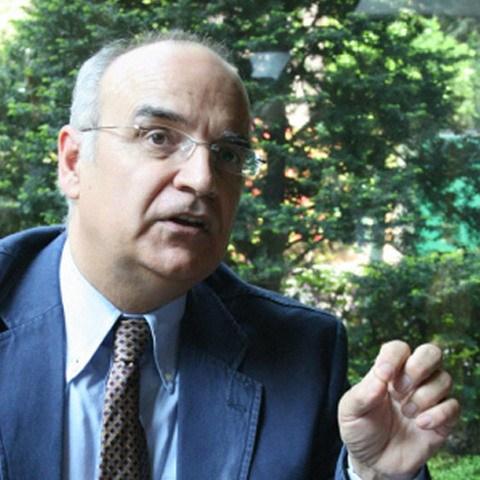 Dr. Edward Melhuish portrait