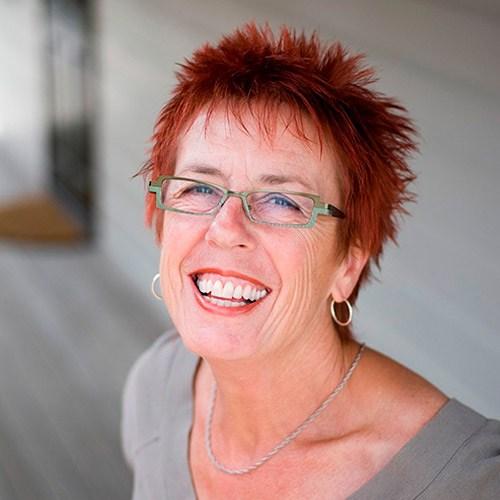 Pam Malcolm portrait
