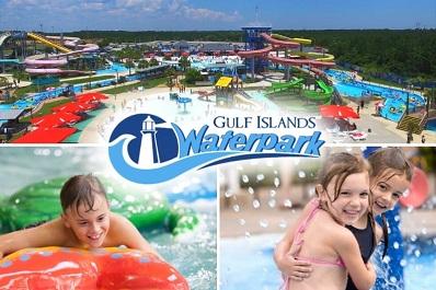 Gulf Islands Waterpark