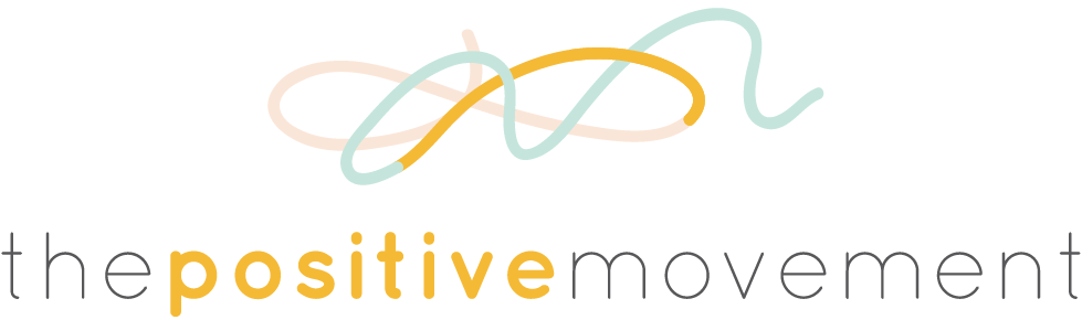 the positive movement logo