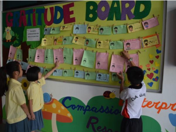 Positive Education at Da Qiao Primary School