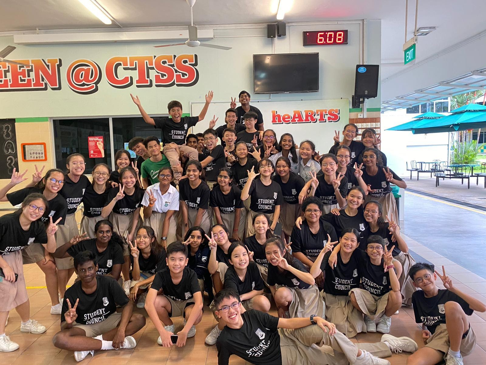 Positive Education at Clementi Town Secondary School