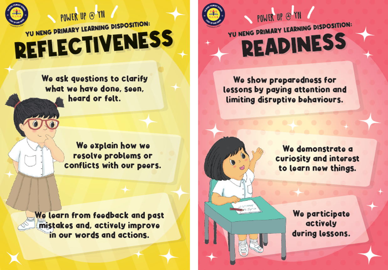 yu neng primary learning dispositions 1