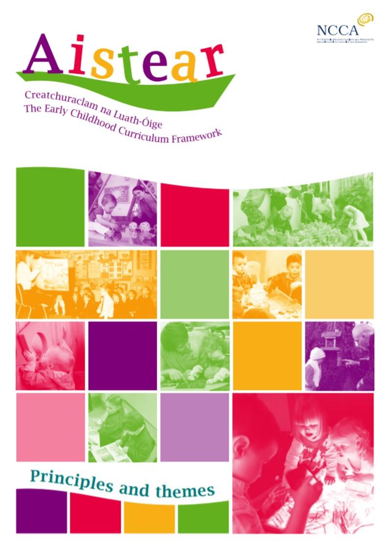 aistear- the early childhood curriculum framework