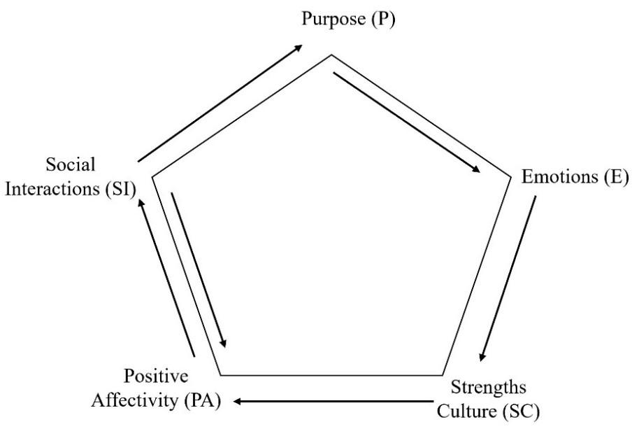 Positive Parenting Pentagon: A Child's Journey to Purpose