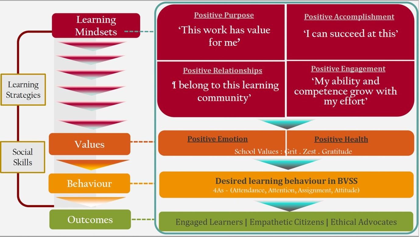 Positive Learning Roadmap