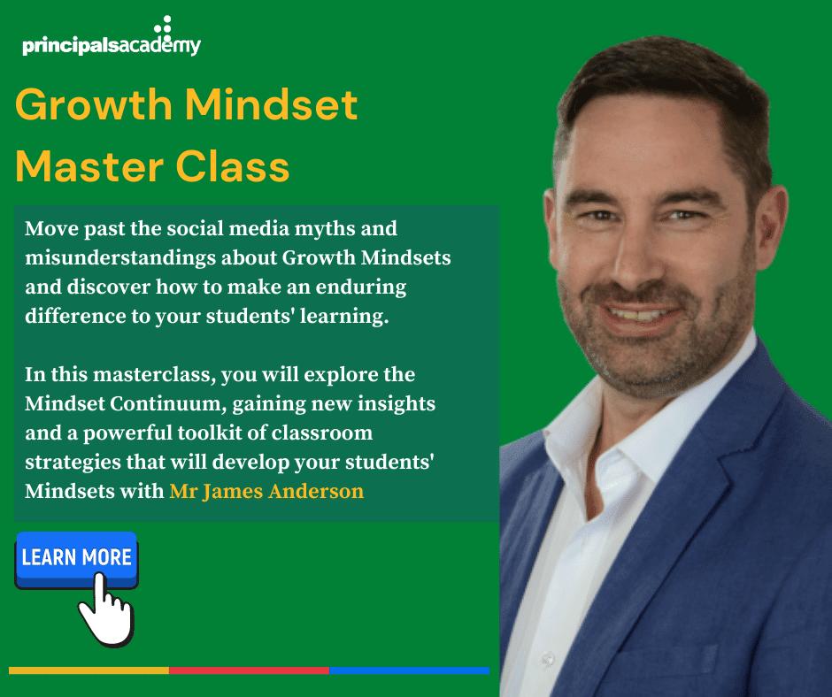Growth Mindset Master Class