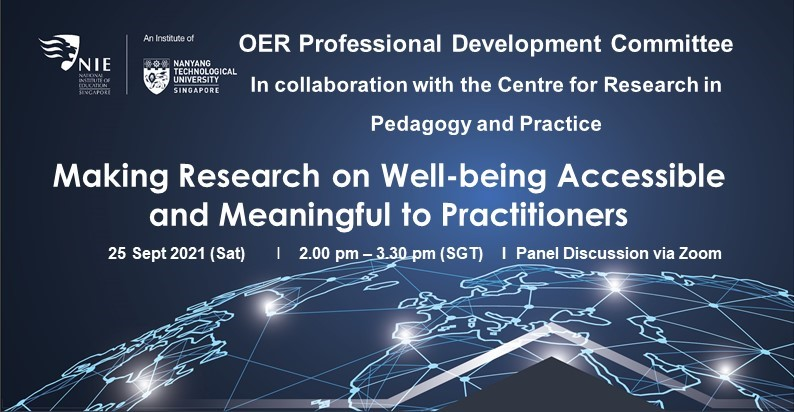 Making Research on Well-being Accessible and Meaningful to Practitioners
