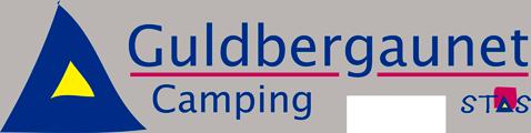 Guldbergaunet Camping logo