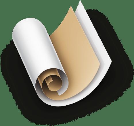 Lepidlo Kanagom na papír