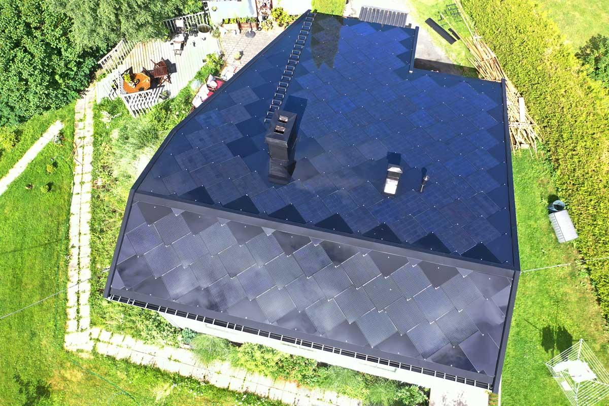 Estetikk og miljø i perfekt harmoni med Sunstyle solceller