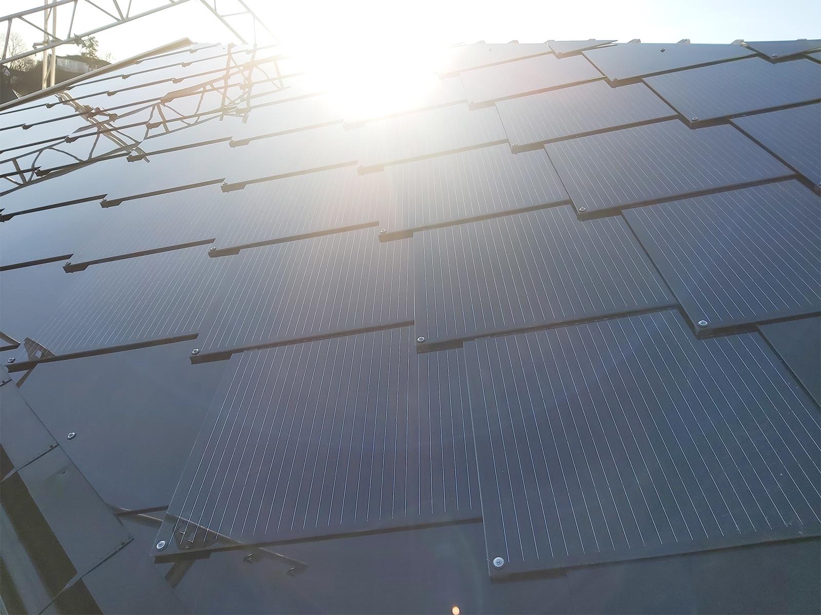 Solcelletakstein på utleiebolig