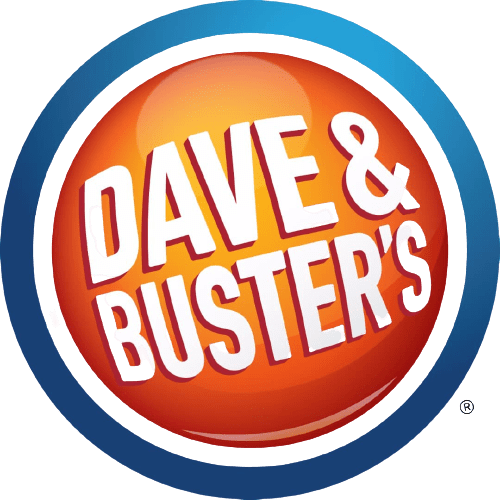 Dave and Busters Client Logo
