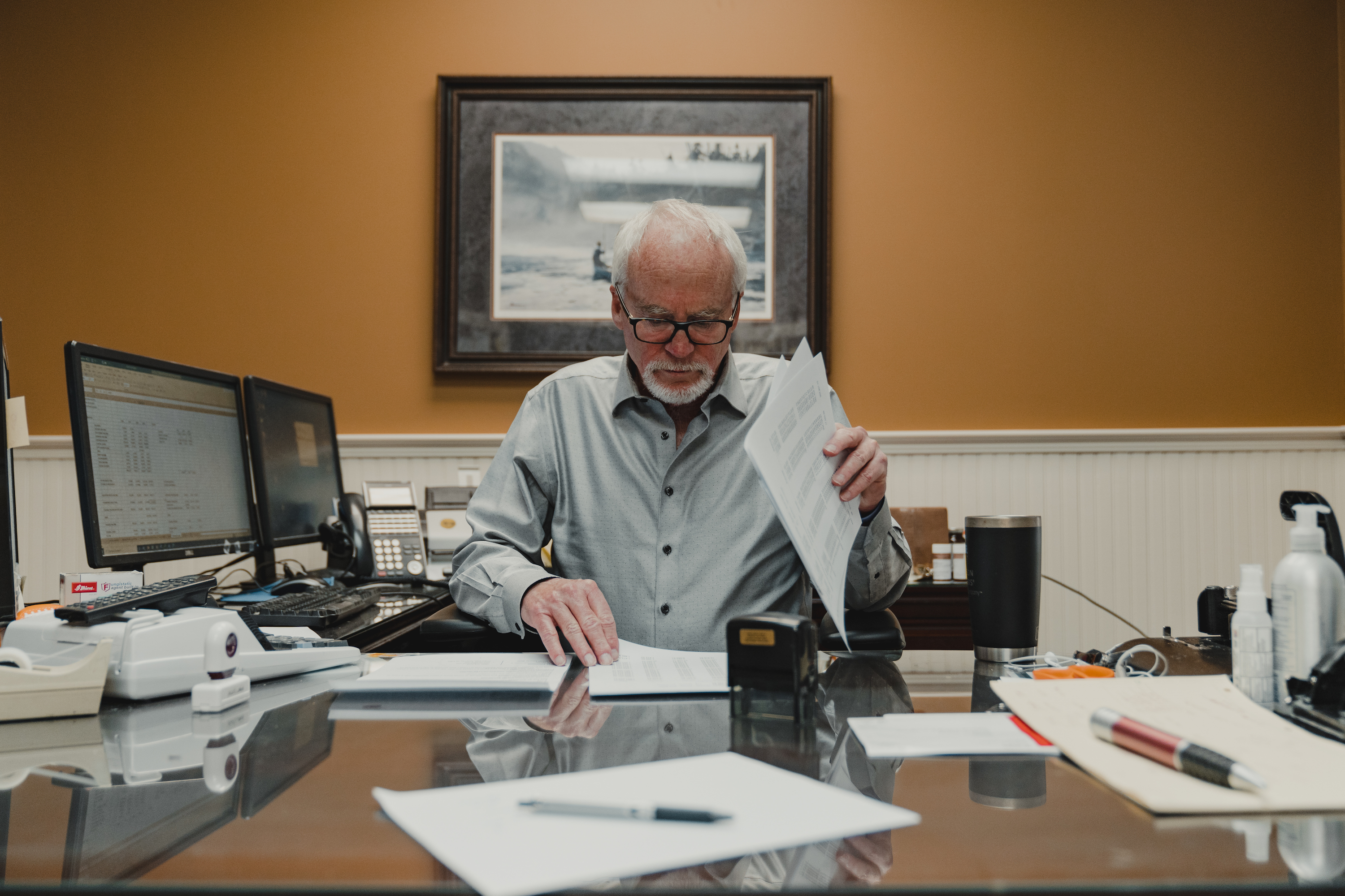 Michael Whitlock Working at Whitlock Accounting Services in Alcoa Tennessee