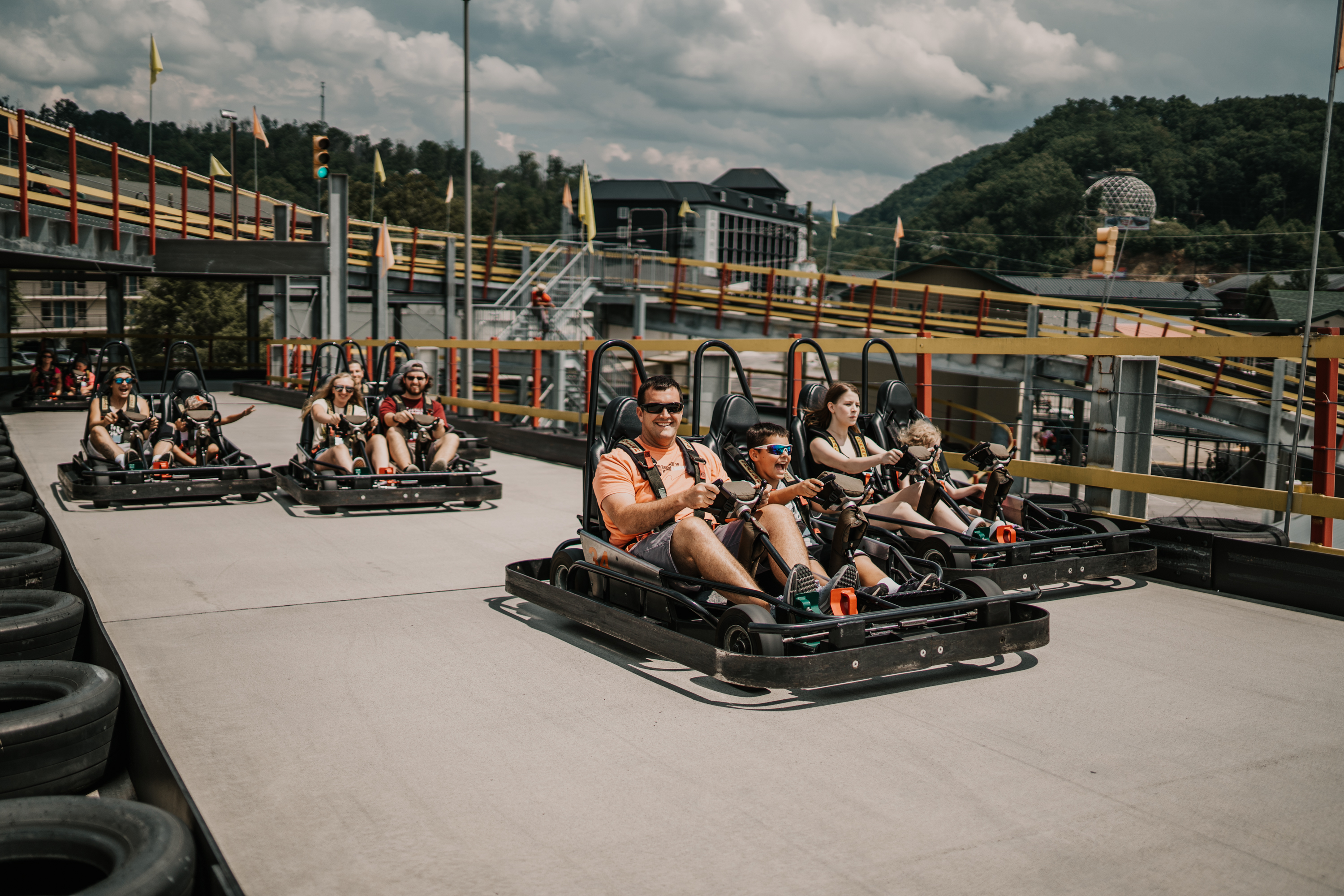 Whitlock Accounting offers accounting services in the Sevierville, Pigeon Forge, Gatinburg, and Knoxville area for  Recreation businesses