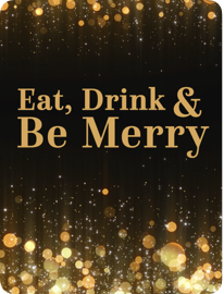 Fanbank theme Eat Drink & Be Merry