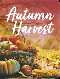 Fanbank theme Autumn Harvest