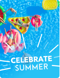 Fanbank theme Celebrate Summer
