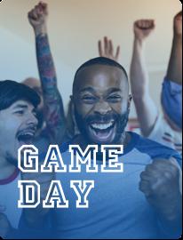 Fanbank theme Game Day
